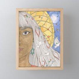 Elisabeth Framed Mini Art Print