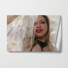 Mona Maria Metal Print