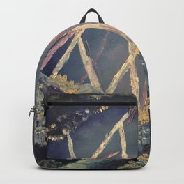 The Healing Crystal cave Backpack