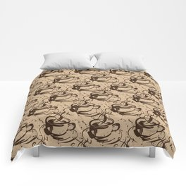 Java Love by Kathy Morton Stanion Comforters