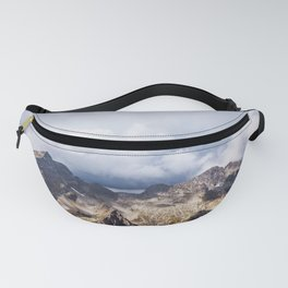 Storm is coming Fanny Pack