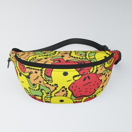 Monsters Fanny Pack