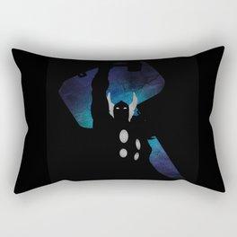 SuperHeroes Shadows : Thor Rectangular Pillow