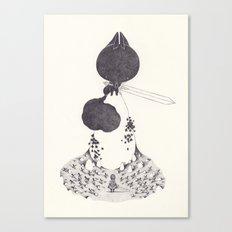 sif Canvas Print