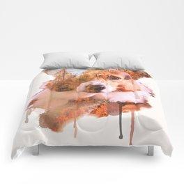 Corgi Forest Comforters