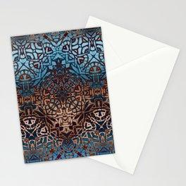 Ethnic Tribal Pattern G329 Stationery Cards