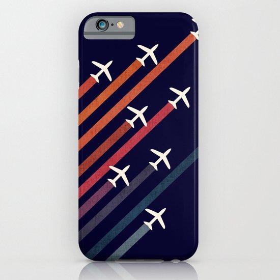 Aerial acrobat iPhone & iPod Case