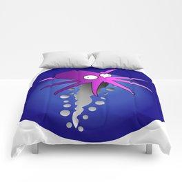 Purple Ink Comforters
