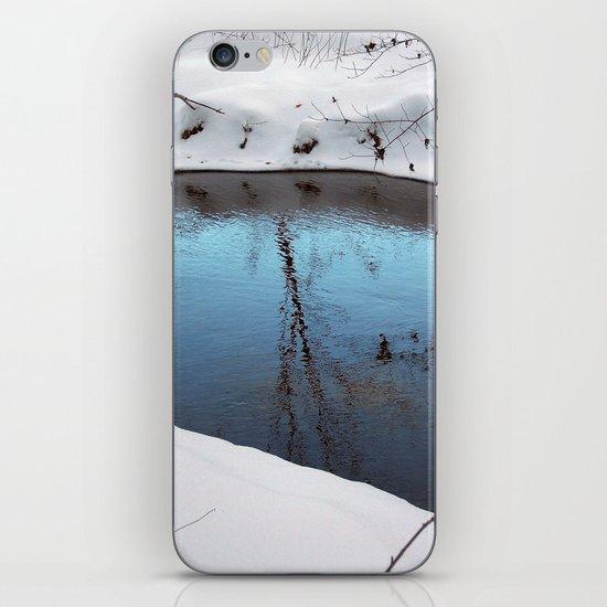 Snow 4 iPhone & iPod Skin