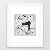 magnani Framed Art Prints featuring PRINT Nº047 by Gianmarco Magnani