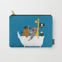 Everybody wants to be the pirate Carry-All Pouch