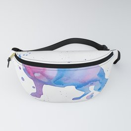 Shepherd Dog Time Fanny Pack
