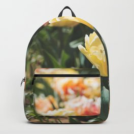 Tulips 7 #floral #tulip Backpack