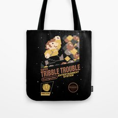 Super Tribble Trouble Tote Bag