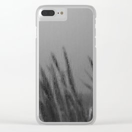 Lazy day Clear iPhone Case