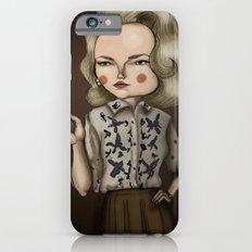 Betty Draper (Mad men) Slim Case iPhone 6s