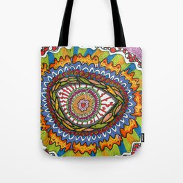 Healing Cells Tote Bag