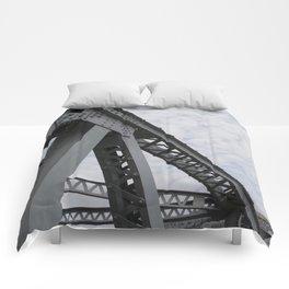 Span in the Sky Comforters