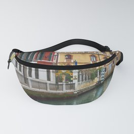 Glimpse of a Venetian Canal Fanny Pack