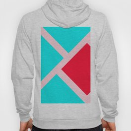 Engineering Background Colorful Abstract Zigzag Everything small is beautiful Hoody
