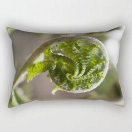 Christmas Fern Rectangular Pillow