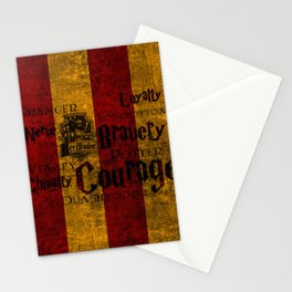 Magic Movies Stationery Cards