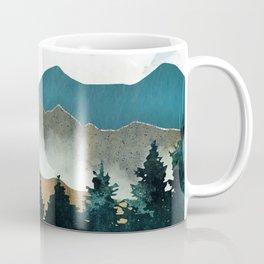 Forest Mist Coffee Mug