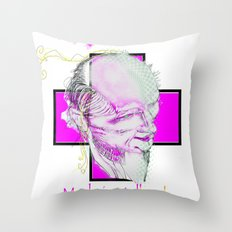 Made in Holland Throw Pillow