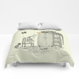 'There You Are!' Comforters