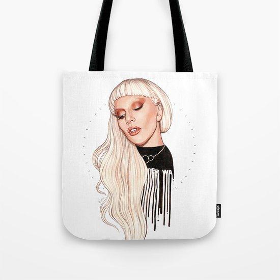 LG x AW Tote Bag