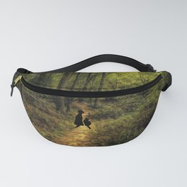 Come Walk With Me Fanny Pack