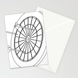 darts Stationery Cards
