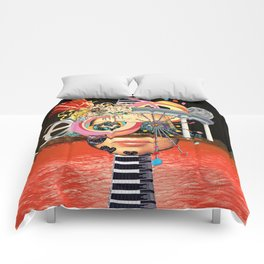 All About Perspective Comforters
