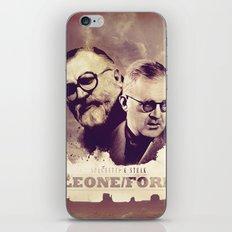 Sergio Leone/John Ford iPhone & iPod Skin
