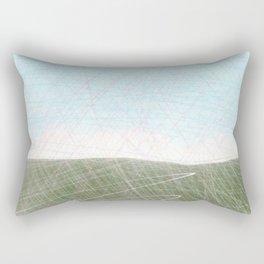 Mist Hills Rectangular Pillow