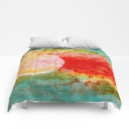 Abstract Nature Comforters