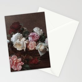 New Order - Power Corruption Lies Stationery Cards