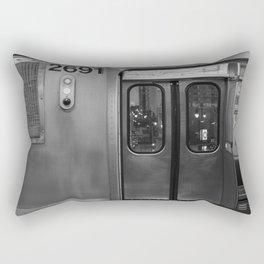 Chicago CTA Rectangular Pillow