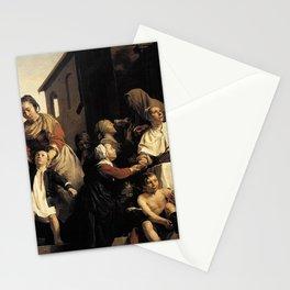 Jan de Bray - Regentesses of the Children's Orphanage in Haarlem Stationery Cards