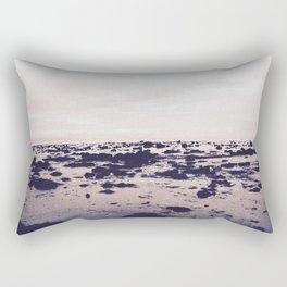 The Ocean Carries Your Voice Rectangular Pillow