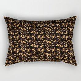 Light Tortoiseshell Rectangular Pillow
