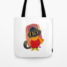 The Little Cat Tote Bag