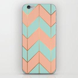 Marble Geometry 059 iPhone Skin
