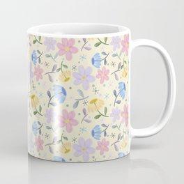 Sunday's Flowers Coffee Mug
