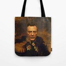 Christopher Walken - replaceface Tote Bag