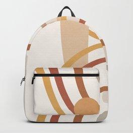 Pot Design 02 Backpack