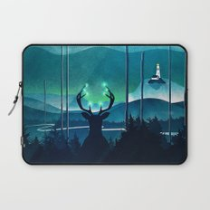 Keeper of the Light Laptop Sleeve