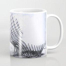 Seville, Metropol Parasol Coffee Mug
