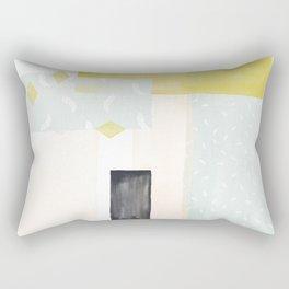 Love Poem Rectangular Pillow