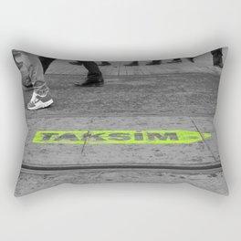 street Rectangular Pillow